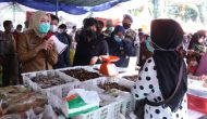 Permalink ke Fitri Pantau Bazar Sembako Murah Ramadan Palembang Hari ke-14