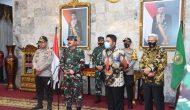 Permalink ke Panglima TNI Sebut Penanganan Covid-19 di Sumsel Layak Dicontoh
