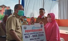 Permalink ke Bupati Cik Ujang Serahkan BLT-DD untuk 13 Desa Se-Kecamatan Lahat