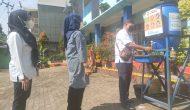 Permalink ke Tim Dinkes Palembang, Roadshow Ke Sekolah-sekolah Kampanyekan 3M