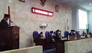 Permalink ke DPRD Lahat Gelar Paripurna Dengarkan Pejelasan Ketua Badan Pembentuk Perda