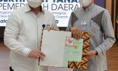 Permalink ke Bupati Natuna Hadiri Penyerahan Sertifikat Tanah Asset Pemerintah Daerah se-Kepri