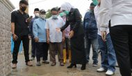 Permalink ke Wawako Fitri Tindaklanjuti Laporan Genangan Air di Jalan Padat Karya