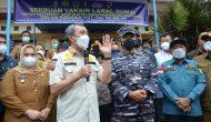 Permalink ke HUT TNI AL Ke-76 Lanal Dumai Gelar Vaksin Covid-19 di Pulau Terluar Provinsi Riau