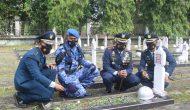 Permalink ke Danlanud SMH Ikut Serta Upacara Ziarah Rombongan Peringati HUT TNI Ke-76