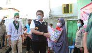 Permalink ke Ustadz-Ustadzah di Palembang Terima Bansos Beras dari Gubernur