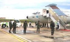 Permalink ke Danlanud SMH Sambut Kuker Panglima TNI Di Provinsi Jambi