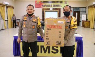 Permalink ke Kapolda Sumsel Pimpin Rapat Kesiapan Pelaksanaan PSBB Kota Palembang dan Prabumulih