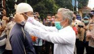 Permalink ke Bagikan 53.000 Masker, Bupati OKI Kampanyekan Protokol Kesehatan