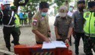 Permalink ke Hari Ketiga, Pelanggaran PSBB di Palembang Cenderung Menurun