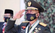 Permalink ke Pangdam II/Sriwijaya Ikuti Upacara HUT ke-75 TNI Secara Virtual