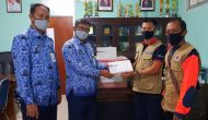 Permalink ke Percepat Proses Tracking, BNPB Bantu 5.000 Unit Alat Rapid Tes untuk Natuna