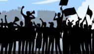 Permalink ke Tolak UU Omnibus Law, Aksi Demo Buruh dan Mahasiswa di DPRD Kepri Berhasil Diamankan Polisi