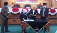 Permalink ke Weni Pimpin Rapat Paripurna pengesahan APBD Perubahan Kota Tg-pinang