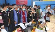 Permalink ke Pj Sekda Tinjau Pelaksanaan Vaksinasi Masal Tahap 2 di GOR Pancasila Muara Enim