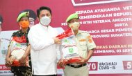Permalink ke Bansos Covid-19, Gubernur Sumsel Salurkan 40 Ton Beras untuk Keluarga Veteran