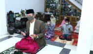 Permalink ke Suasana Idul Fitri 1442 Hijriah Bersama Keluarga, Harnojoyo jadi Imam Shalat Ied
