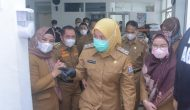 Permalink ke Hari Pertama Usai Libur Lebaran, Fitri Sidak Pegawai di Sekretariat Daerah Palembang