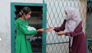 Permalink ke Wawako Fitri Rogoh Kocek Pribadi Berbagi di Momen Idul Adha