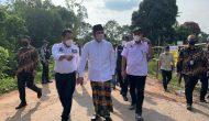 Permalink ke HD Pastikan Pemprov Segera Perbaiki Jalan Amblas di Desa Belatung OKU