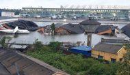 Permalink ke Pesisir India dan Bangladesh Porak-poranda Dihantam Topan Amphan