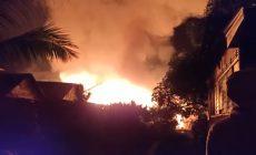 Permalink ke Belasan Rumah dan Bedeng di Serengam 32 Ilir Ludes Terbakar