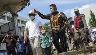 Permalink ke Herman Deru dan Kang Emil Tinjau Pasar Cinde dan Bantaran Sungai Musi