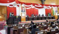 Permalink ke DPRD Sumsel Gelar Paripurna Dengarkan Penjelasan Gubernur Tentang Tiga Raperda
