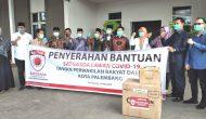 Permalink ke Kunjungi 3 Rumah Sakit, Satgasda Lawan Covid-19 DPRD Palembang Bantu Keperluan Medis