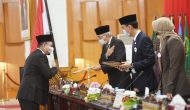 Permalink ke Wagub Simak Pendapat Akhir Fraksi DPRD Sumsel Terkait Raperda APBD 2019