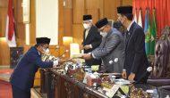 Permalink ke 9 Fraksi DPRD Sumsel Sampaikan Pandangan Umum LKPJ APBD 2020 dari Gubernur