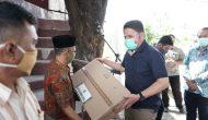 Permalink ke HD Semangati Korban Kebakaran Desa Besar Ibul II Pemulutan