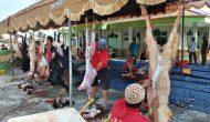Permalink ke Idul Adha 1441 H, Warga Handayani Sembelih 9 Ekor Sapi dan 11 Kambing