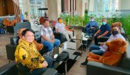 Permalink ke Ketua DPRD Natuna bahas pemekaran pro[insi natuan kengan ketua komisi II DPRRI