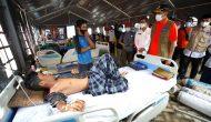 Permalink ke Tinjau RS Darurat Lapangan Mamuju, Ketua Satgas Bantu Rp 4 Miliar