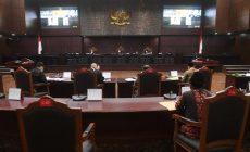 Permalink ke Tak Didukung Dalil Kuat, MK Tolak Permohonan Isdianto-Suryani