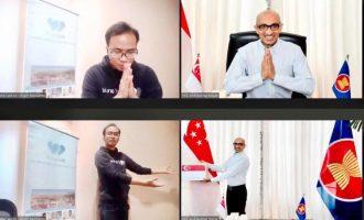 Permalink ke Pemerintah Singapura Berikan Bantuan APD 160 Ton kepada Indonesia